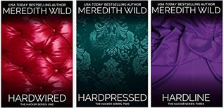The Hacker Series 3 Books set: Hardwired, Hardpressed, Hardline