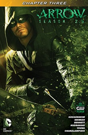 Blood 3: Acolyte (Arrow: Season 2.5)