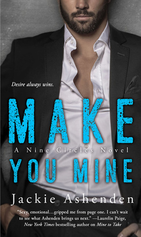 {Review} Make You Mine by Jackie Ashenden