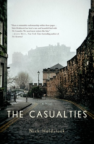 The Casualties by Nick Holdstock
