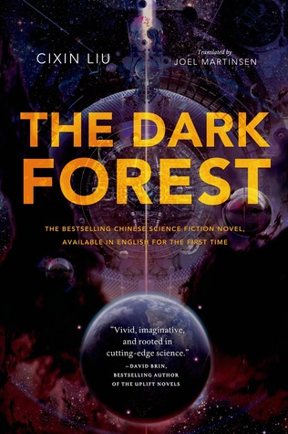 The Dark Forest (Remembrance of Earth's Past #2) - Cixin Liu