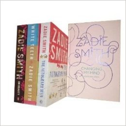 Zadie Smith 4 Books Collection Set Pack : On Beauty, The Autograph Man, White Teeth & Changing My Mind: Occasional Essays