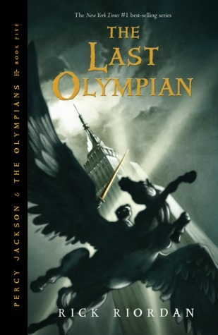 Book Review: Rick Riordan's The Last Olympian