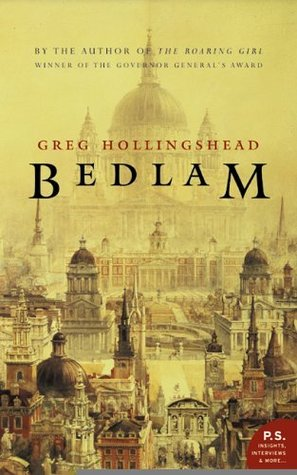 Bedlam by Greg Hollingshead