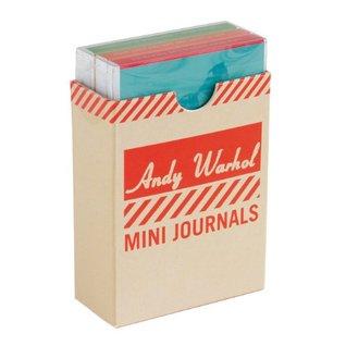 Andy Warhol Philosophy Mini Journal Set