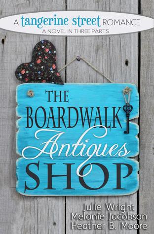 The Boardwalk Antiques Shop (Tangerine Street #2)