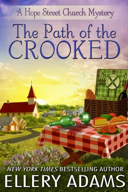 The Path of the Crooked(Hope Street Church Mysteries 1) - Jennifer Stanley