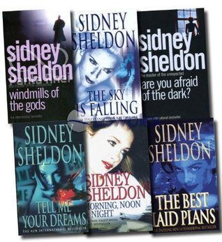 Sidney Sheldon Collection 6 Books Set