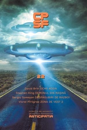 Colecţia de Povestiri Ştiinţifico-Fantastice (CPSF A #22)