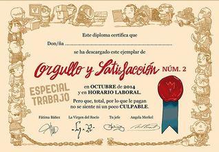 Orgullo y Satisfacción #2 by Albert Monteys