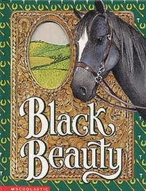 Black Beauty/Book and Necklace