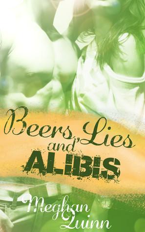Beers, Lies and Alibis (Warblers Point, #2)
