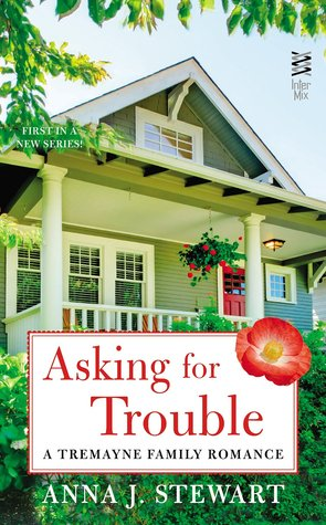 {Review} Asking for Trouble by Anna J. Stewart