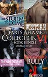 Hearts Aflame Collection VI (4 Book Bundle)