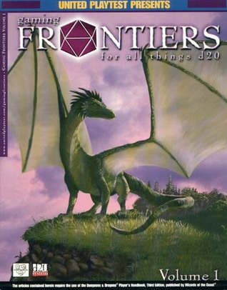 Gaming Frontiers, Vol. 1