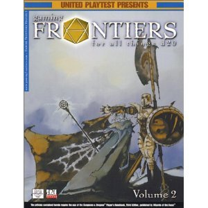 Gaming Frontiers: Volume 2