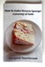 How to make Victoria Sponge by Margaret Kazmierczak