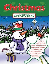 Christmas: Clipboard Activity Pack
