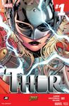 Thor #1 by Jason Aaron