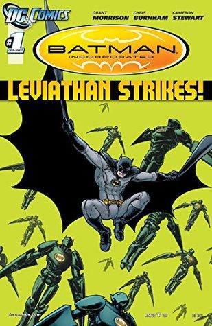 Batman Incorporated: Leviathan Strikes! #1