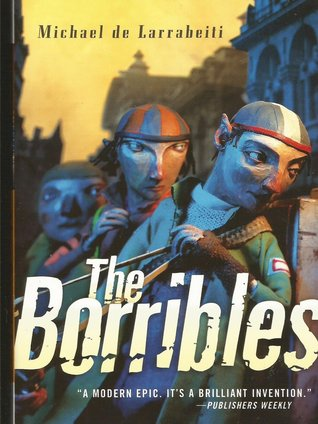 The Borribles by Michael de Larrabeiti