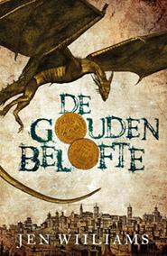 De gouden belofte (The Copper Cat #1) – Jen Williams