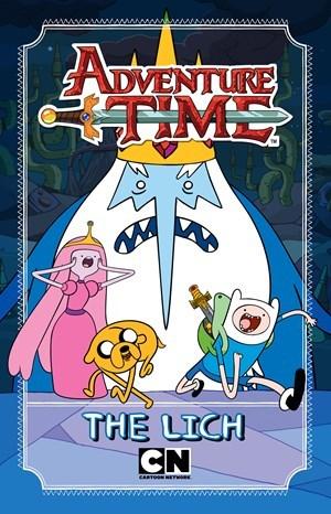 Adventure Time: The Lich