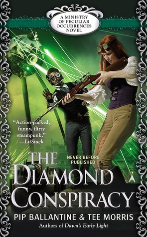 The Diamond Conspiracy (Ministry of Pecu...