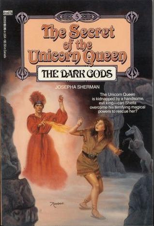 The Dark Gods (The Secret of the Unicorn...