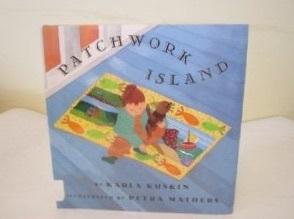 Patchwork Island by Karla Kuskin