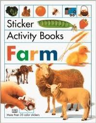 Farm (Sticker Activity Book)