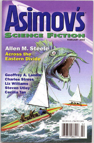 Asimov's Science Fiction, February 2002