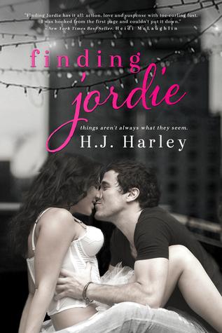 Finding Jordie by H.J. Harley