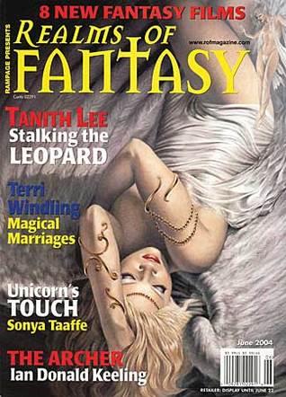 Realms of Fantasy Magazine June 2004 (v10 n5)