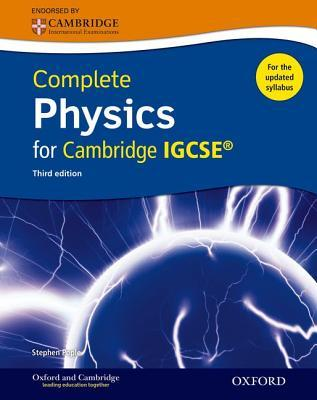 Complete Science for Cambridge Igcse: Complete Physics for Cambridge Igcse Student Book