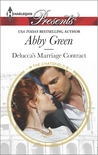 Delucca's Marriage Contract (The Chatsfield, #10)
