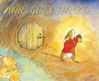 Who Goes There?: with audio recording