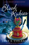 Blood Rubies (Josie Prescott Antiques Mystery, #9)