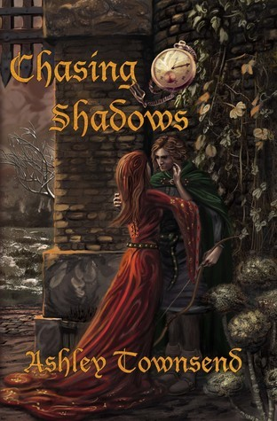 Chasing Shadows (Rising Shadows #2)