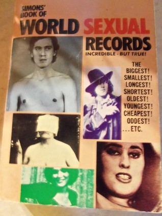 Sexual book of world records simply excellent