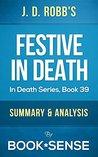 Festive in Death: by JD Robb | Summary & Analysis