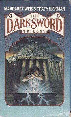The Darksword Trilogy: Forging the Darksword, Doom of the Darksword and Triumph of the Darksword