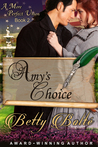 Amy's Choice (A More Perfect Union, #2)