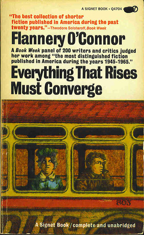 a plot summary of flannery oconnors everything that rises must converge Analysis of flannery o'connor's 'good country people,' focusing on the way the characters use platitudes to justify their perspectives.