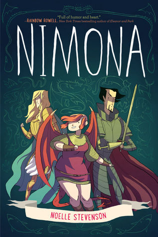 Nimona (Kindle Edition)