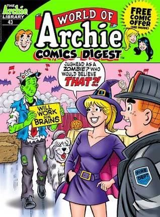 World of Archie Comics Digest #43