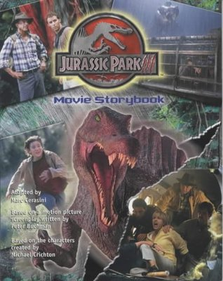 Jurassic Park III: movie storybook