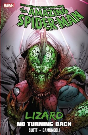 Spider-Man: Lizard: No Turning Back