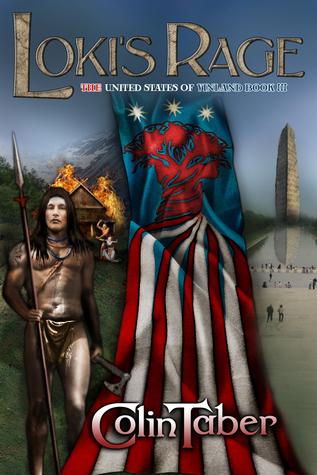 Loki's Rage (The United States of Vinland #3)