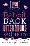 Book cover for The Rabbit Back Literature Society